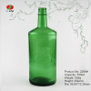 Green Color Bottle